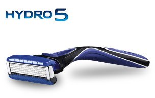 Hydro 5 barberblad