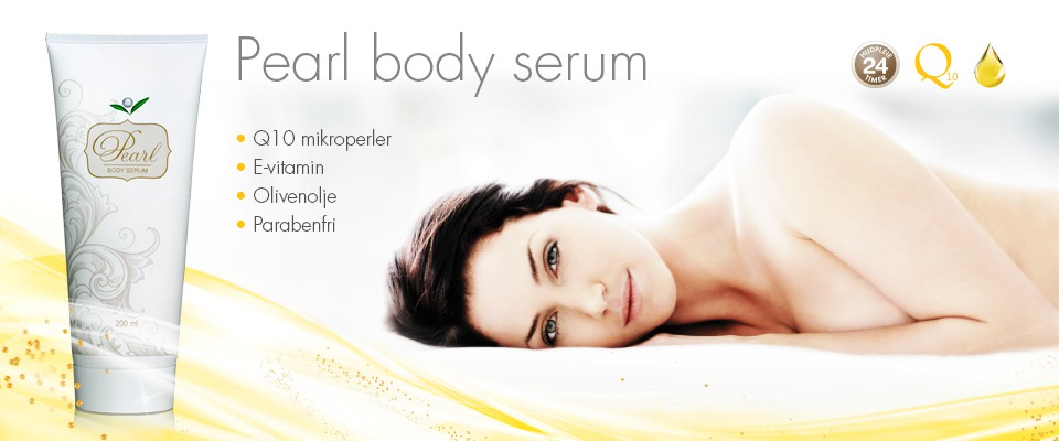 Pearl Body Serum