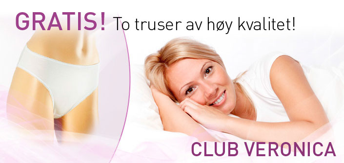 Club Veronica Truser - 100% ren bommul med god passform.