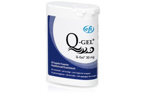Q-Gel - Q10 med B-vitaminer